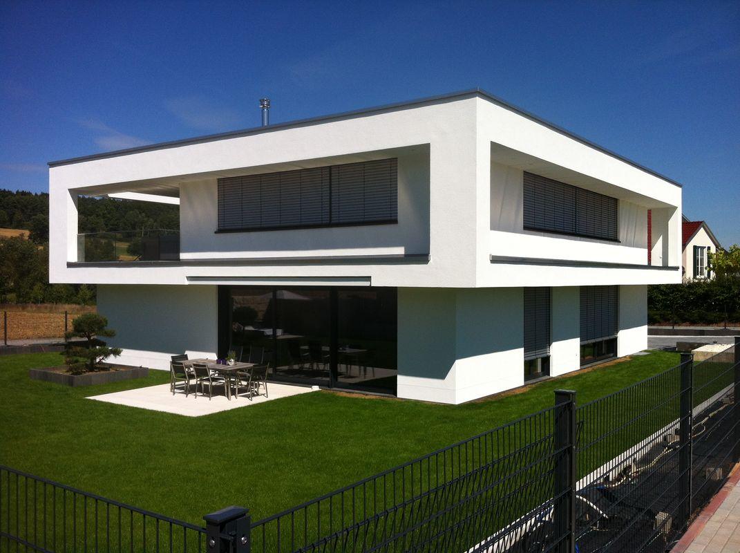 Neubau eines Wohnhauses in Marbach 6